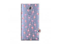 Coque Sony Xperia XA2 Flamingo