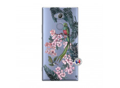 Coque Sony Xperia XA2 Flower Birds