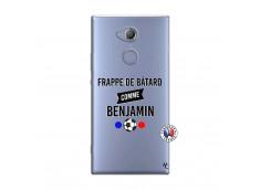 Coque Sony Xperia XA2 Frappe De Batard Comme Benjamin