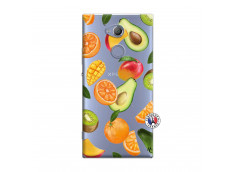 Coque Sony Xperia XA2 Salade de Fruits