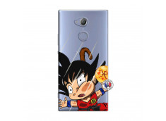 Coque Sony Xperia XA2 Goku Impact