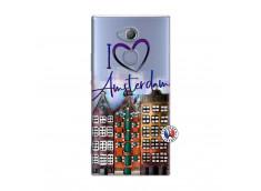 Coque Sony Xperia XA2 I Love Amsterdam
