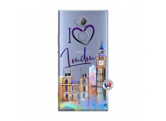 Coque Sony Xperia XA2 I Love London