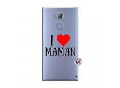 Coque Sony Xperia XA2 I Love Maman