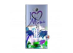 Coque Sony Xperia XA2 I Love Miami