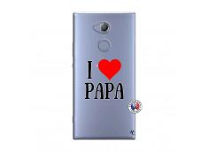 Coque Sony Xperia XA2 I Love Papa