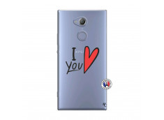 Coque Sony Xperia XA2 I Love You