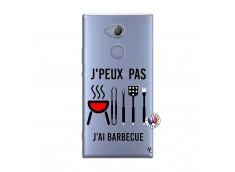 Coque Sony Xperia XA2 Je Peux Pas J Ai Barbecue