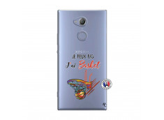 Coque Sony Xperia XA2 Je Peux Pas J Ai Basket