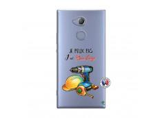 Coque Sony Xperia XA2 Je Peux Pas J Ai Bricolage