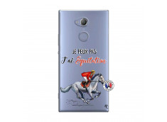 Coque Sony Xperia XA2 Je Peux Pas J Ai Equitation