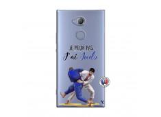 Coque Sony Xperia XA2 Je peux pas j'ai Judo