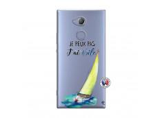 Coque Sony Xperia XA2 Je Peux Pas J Ai Voile