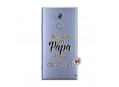Coque Sony Xperia XA2 Je Suis Un Papa Qui Dechire