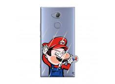 Coque Sony Xperia XA2 Mario Impact