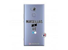 Coque Sony Xperia XA2 Marseillais à Vie
