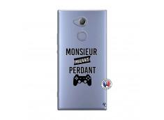 Coque Sony Xperia XA2 Monsieur Mauvais Perdant