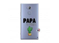 Coque Sony Xperia XA2 Papa Tu Piques