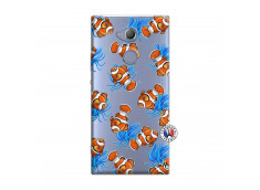 Coque Sony Xperia XA2 Poisson Clown