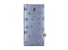 Coque Sony Xperia XA2 Petits Hippos