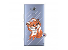 Coque Sony Xperia XA2 Fox Impact