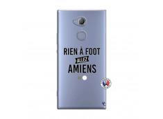 Coque Sony Xperia XA2 Rien A Foot Allez Amiens