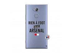 Coque Sony Xperia XA2 Rien A Foot Allez Arsenal