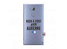 Coque Sony Xperia XA2 Rien A Foot Allez Auxerre