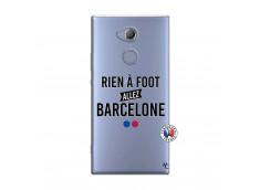 Coque Sony Xperia XA2 Rien A Foot Allez Barcelone