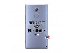 Coque Sony Xperia XA2 Rien A Foot Allez Bordeaux
