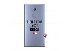Coque Sony Xperia XA2 Rien A Foot Allez Brest