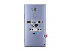 Coque Sony Xperia XA2 Rien A Foot Allez Bruges