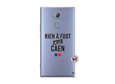 Coque Sony Xperia XA2 Rien A Foot Allez Caen