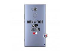 Coque Sony Xperia XA2 Rien A Foot Allez Dijon