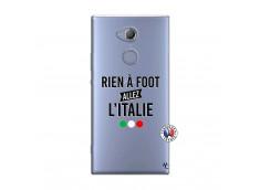 Coque Sony Xperia XA2 Rien A Foot Allez L'Italie