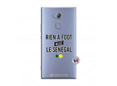 Coque Sony Xperia XA2 Rien A Foot Allez Le Senegal