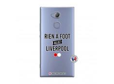 Coque Sony Xperia XA2 Rien A Foot Allez Liverpool