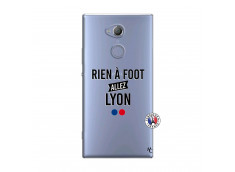Coque Sony Xperia XA2 Rien A Foot Allez Lyon