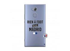 Coque Sony Xperia XA2 Rien A Foot Allez Madrid