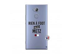 Coque Sony Xperia XA2 Rien A Foot Allez Metz