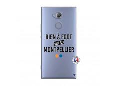 Coque Sony Xperia XA2 Rien A Foot Allez Montpellier
