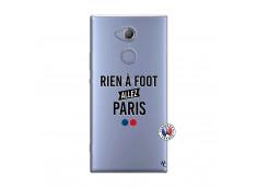 Coque Sony Xperia XA2 Rien A Foot Allez Paris