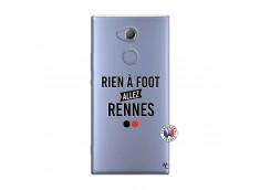 Coque Sony Xperia XA2 Rien A Foot Allez Rennes