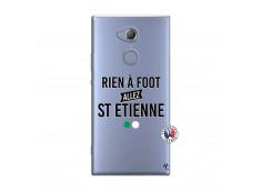 Coque Sony Xperia XA2 Rien A Foot Allez St Etienne