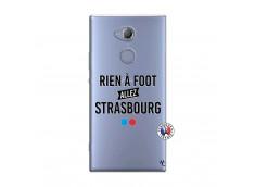 Coque Sony Xperia XA2 Rien A Foot Allez Strasbourg