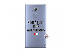 Coque Sony Xperia XA2 Rien A Foot Allez Valenciennes
