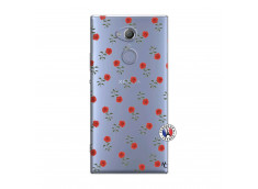 Coque Sony Xperia XA2 Rose Pattern