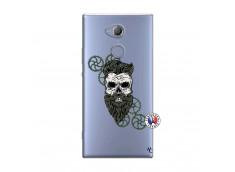 Coque Sony Xperia XA2 Skull Hipster