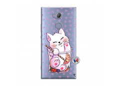 Coque Sony Xperia XA2 Smoothie Cat