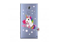 Coque Sony Xperia XA2 Sweet Baby Licorne